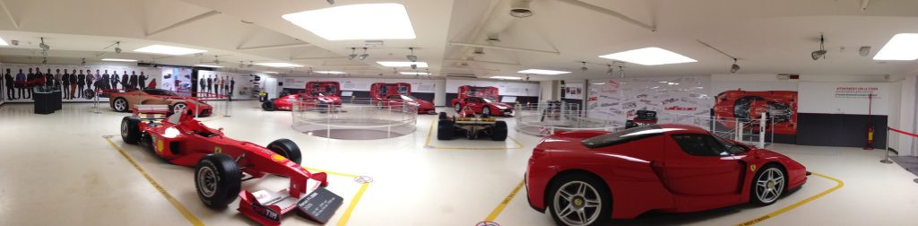 Showroom auto - Maranello (MO)