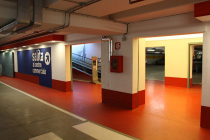 Parking GDO- Figline Valdarno (FI)