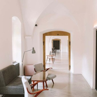 Minimal floors to enhance the architectural lines