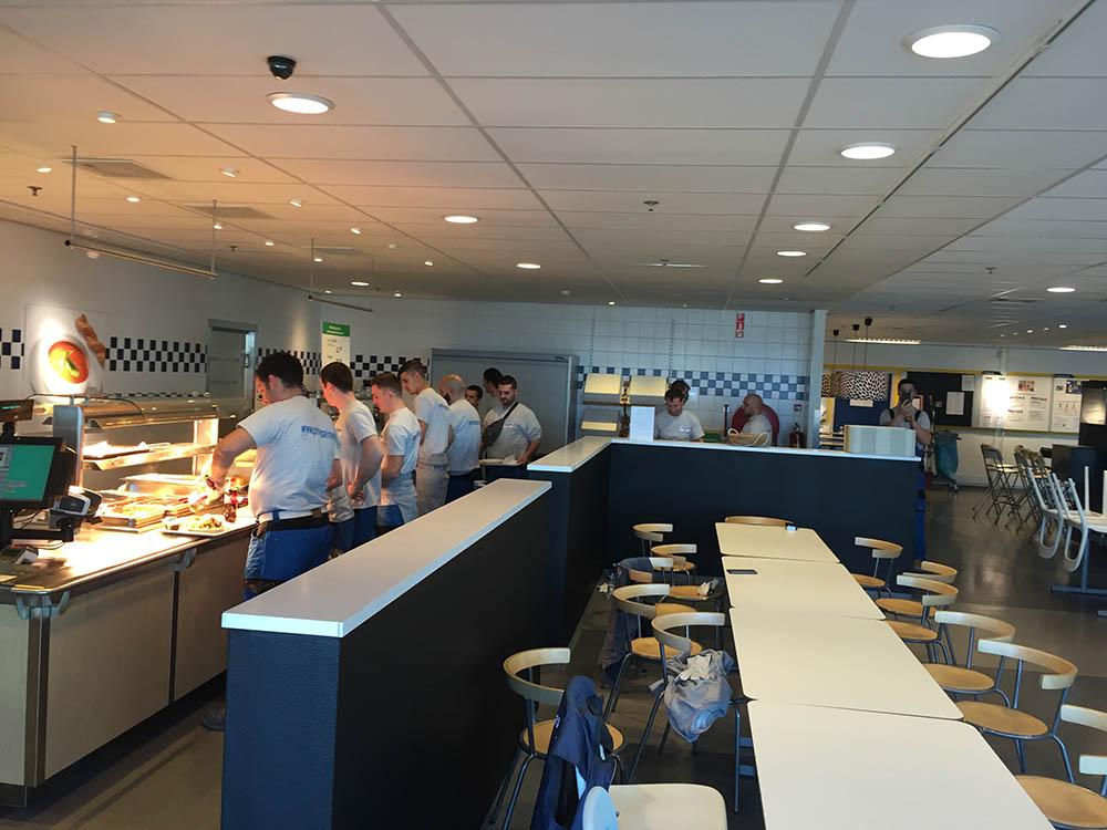 Mensa Ikea   Haarlem (NL)