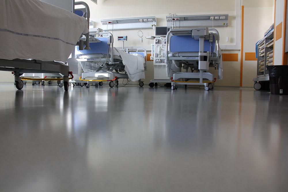 Pavimenti per ambienti ospedalieri prima pavimenti