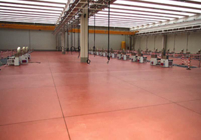 Pavimenti In Cemento Industriale : Pavimenti industriali in calcestruzzo prima pavimenti