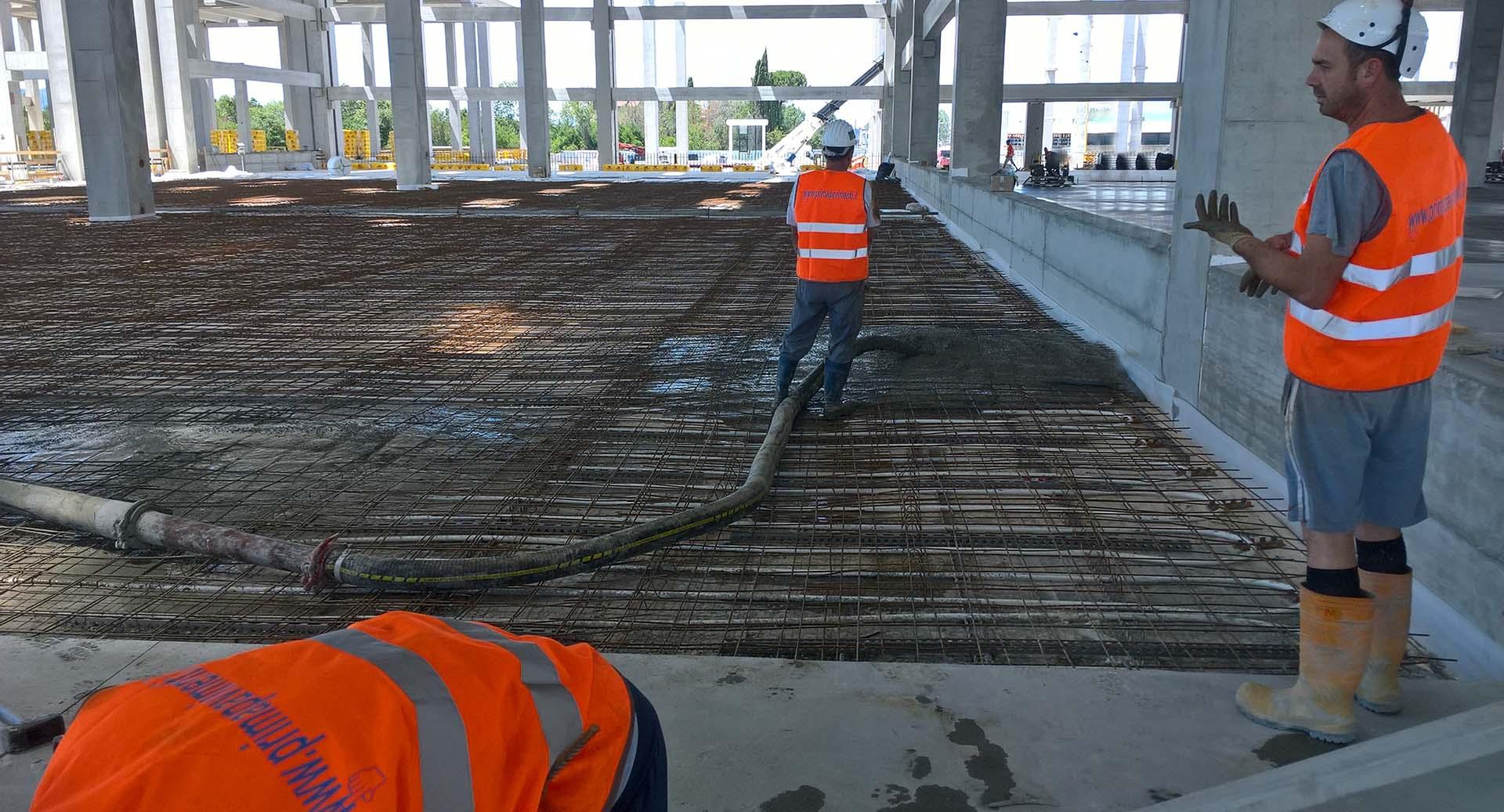 prima pavimenti - pavimenti industriali