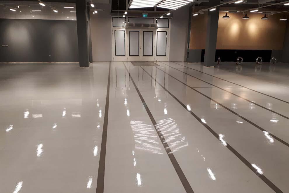 Pavimenti industriali in resina e cemento prima pavimenti