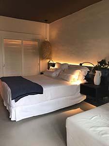 Bedroom - Ultratop Loft on floor and walls (Tenerife)